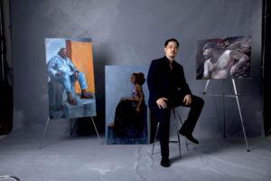 Je -Figurative Artist Based in NYC